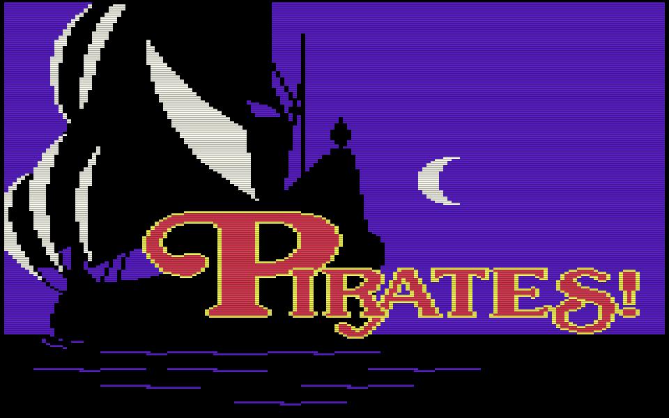 Sid Meiers Pirates! (Bild: MicroProse, 1987)