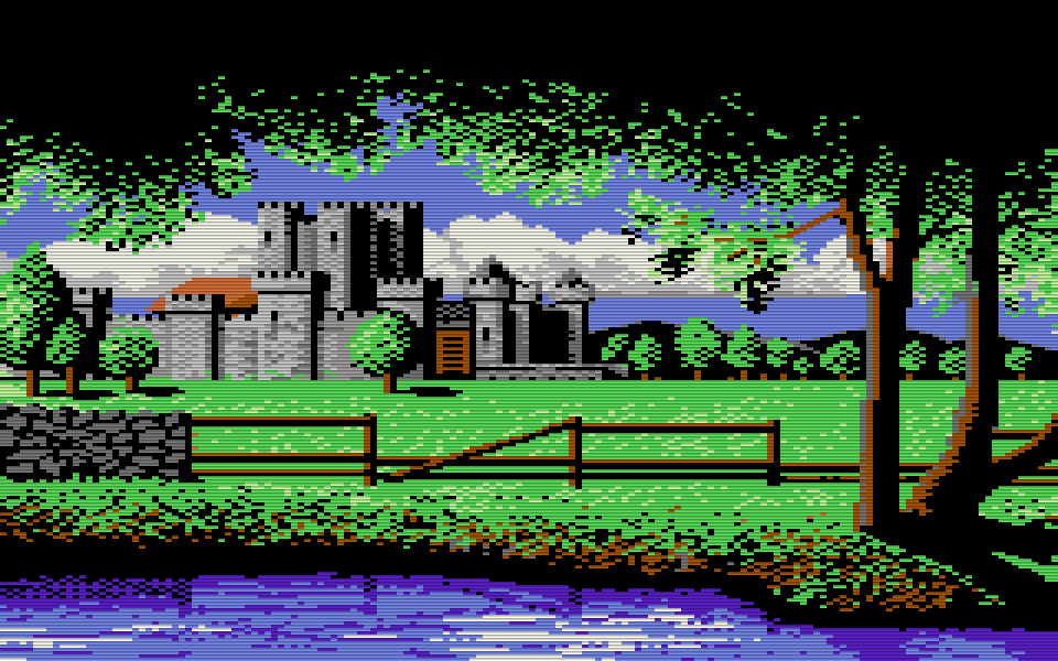 Defender of the Crown. (Bild: Mirrorsoft/Master Designer, 1987)