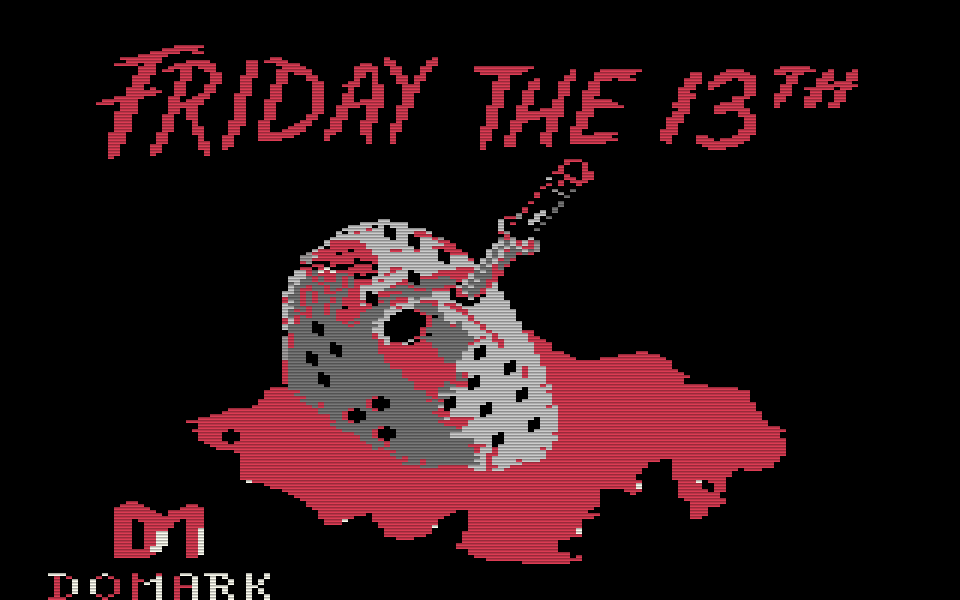 Friday the 13th. (Bild: Domark, 1985)