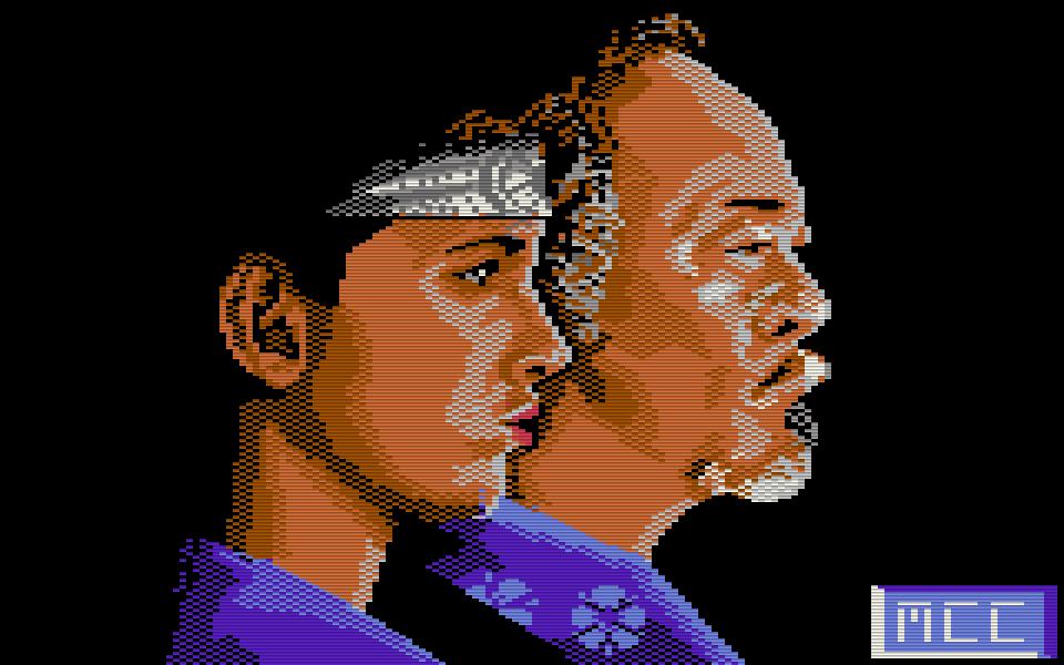 Karate Kid 2. (Bild: Mitchtron/Microdeal, 1987)