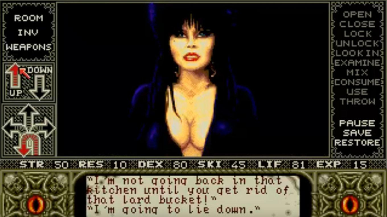 Wie mich Elvira auf dem Amiga 500 um den Verstand brachte