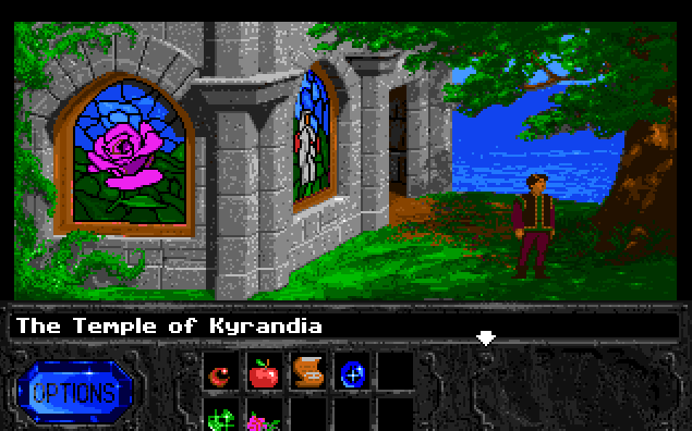 The Legend of Kyrandia von 1992. (Bild: Virgin Interactive, Amiga)