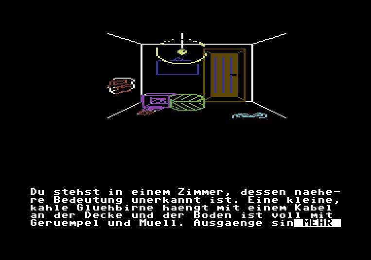 Price of Peril von 1988. (Bild: INPUT 64, C64)