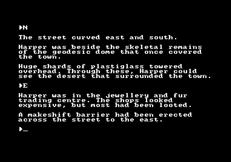 Rigel's Revenge von 1987. (Bild: Mastertronic, CPC)