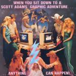 Scott Adams / Adventure International Werbung (1982)