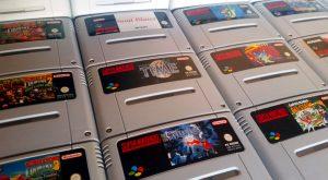 Module satt: Für das Super Nintendo bin ich inzwischen wieder gewappnet. (Bild: Christian Serra)