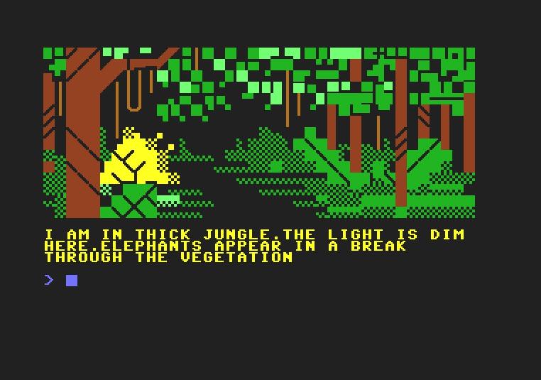 The Search for King Solomon's Mines (Bild: C64)