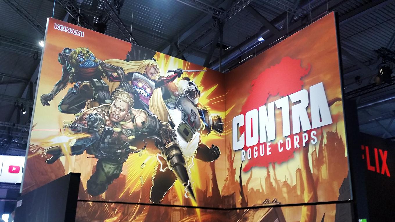 Contra ist wieder da! Die Resonanz von Fans fällt bisher jedoch eher nüchtern aus. (Bild: Christian Serra)