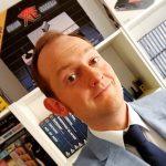 Boris Kretzinger hat das Kilobyte Magazine 2016 gegründet. (Bild: B. Kretzinger)