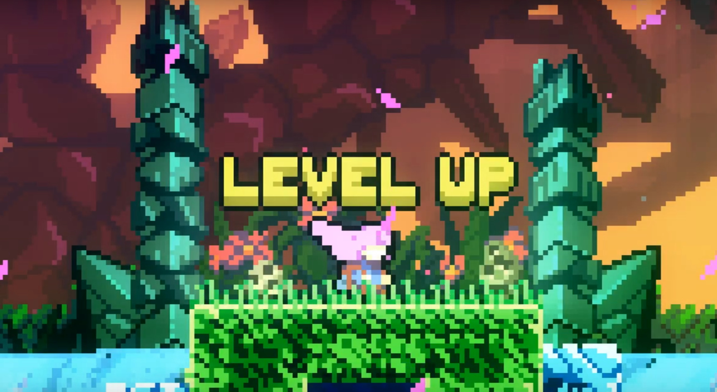 Celeste: Integration des Schattenanteils führt zu Level-Up (Quelle: eigener Screenshot)