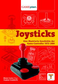 Joysticks 1972 – 2004. (Bild: Winnie Forster)