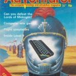 """Im Königreich der Presse gibt´s 1984 Game-Hefte für jeden Geschmack, z. B. """"micro Adventurer"""" für Abenteuer- und Rollenspieler. (Bild: Winnie Forster)"""