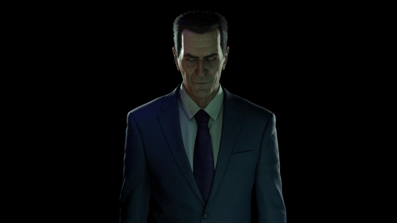 Ein Half-Life-Teil ohne den G-Man ist eigentlich unvorstellbar. Der G-Man war es, der Gordon Freeman aus dem Stasis-Winterschlaf geweckt hatte. (Bild: Valve)
