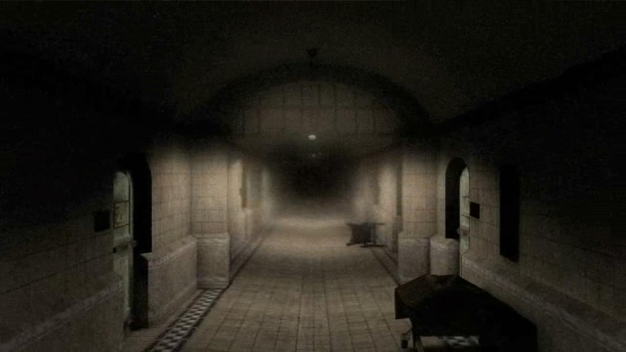 In diesem Screenshot kann man gut erkennen, wie düster der Look des Spiels aussehen kann. (Bild: Niko & Andy)