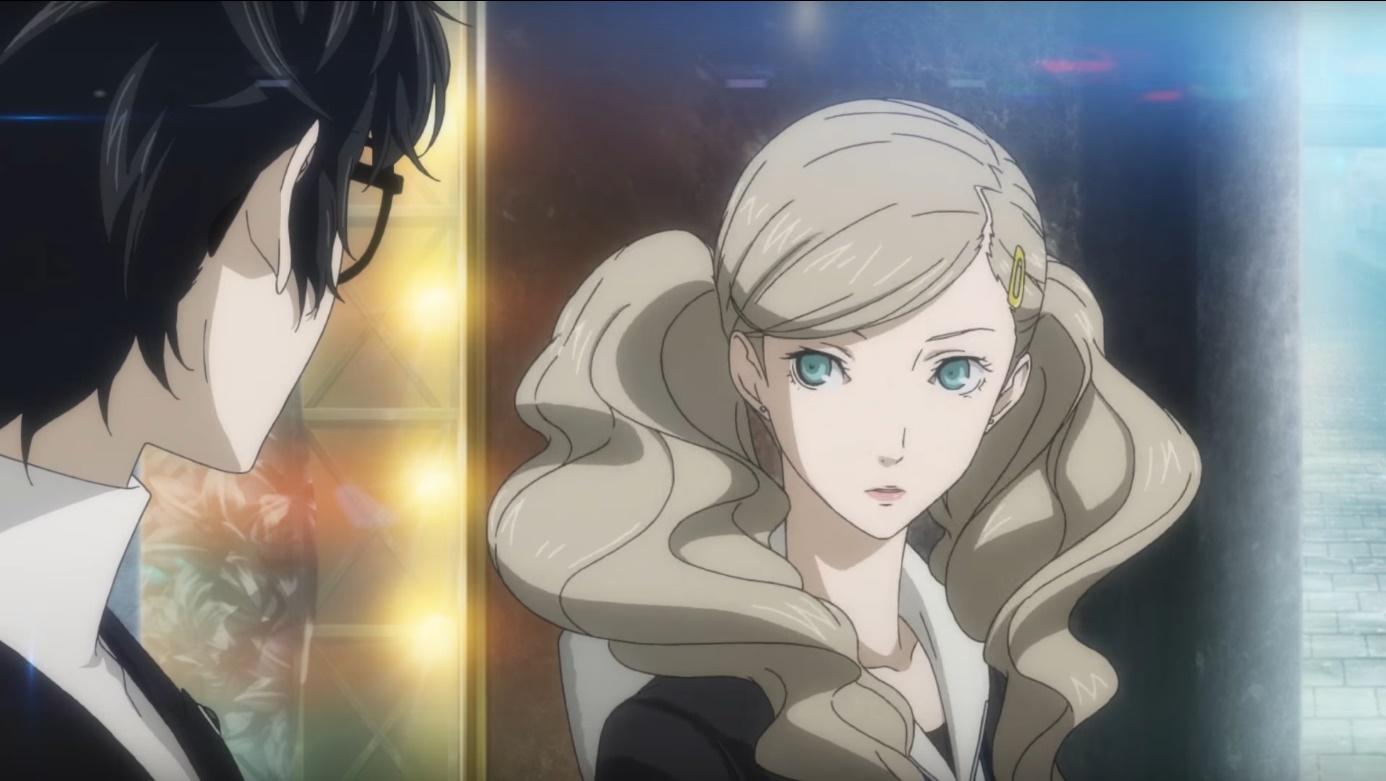 Beziehungen spielen in der Persona-Reihe eine große Rolle (Quelle: Atlus)