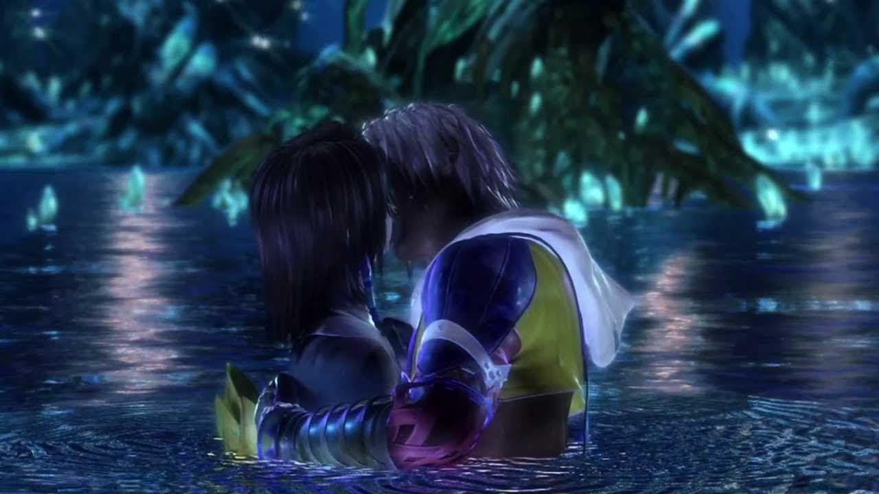 Tidus und Yuna (Quelle: Square Enix)