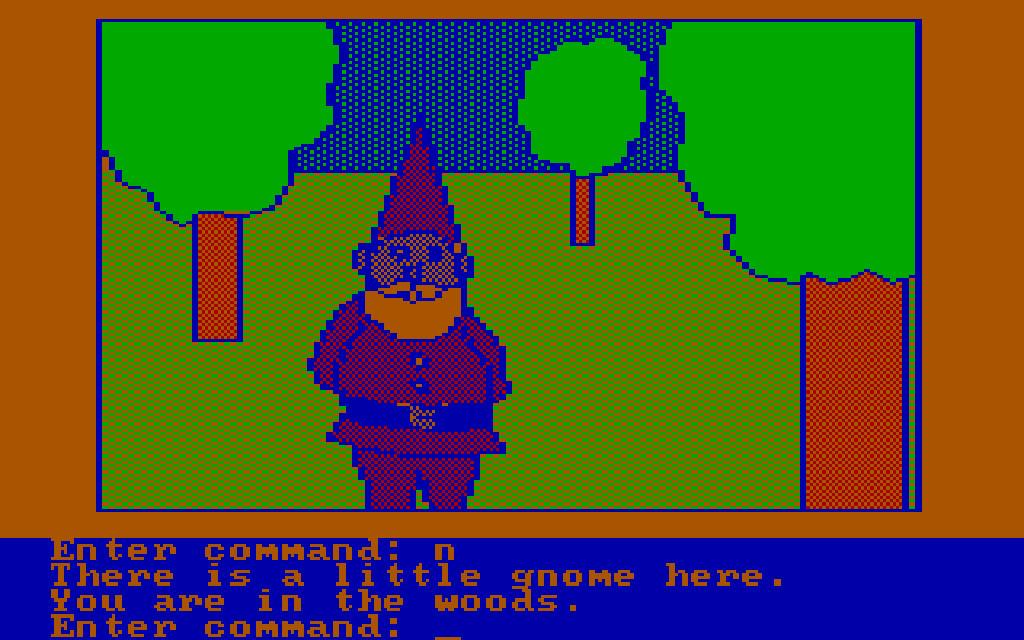 The Wizard and the Princess von 1982, DOS. (Bild: myabandonware.com)