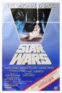 """ie Zeit vor den Shares, Tweets und Posts: Wer 1982 die brandaktuelle erste Vorschau zu """"Revenge of the Jedi"""" sehen wollte, zahlte nicht nur freiwillig gutes Geld, sondern brachte auch seine Freunde und die Familie mit. (Bild: De Luxe)"""
