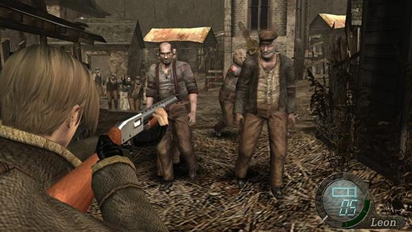 Resident Evil 4: Große Setpieces und viele Gegner (Bild: Capcom)