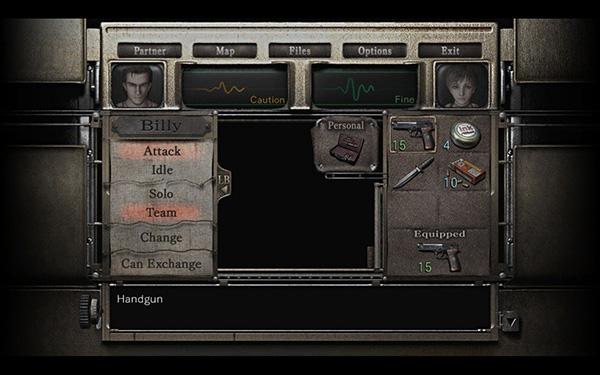 Resident Evil Zero: 90% Inventar-Puzzler, 10% Survival Horror (Bild: Capcom)