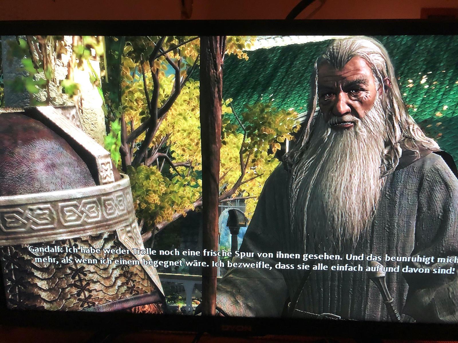 Gandalf ist nur eines der bekannten Gesichter. (Bild: Lenny)