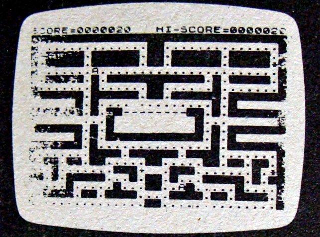 Pack-Man für den ZX81 kostete 29,80 DM. Es bot laut Werbetext eine irre Grafik und versprach, die private Spielhöllenparty könne beginnen. (Bild: Sinclair)