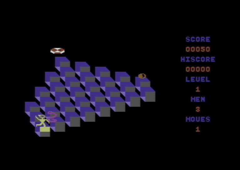 Super Cubert, S+S Soft, 1984. (Bild: archive.org)