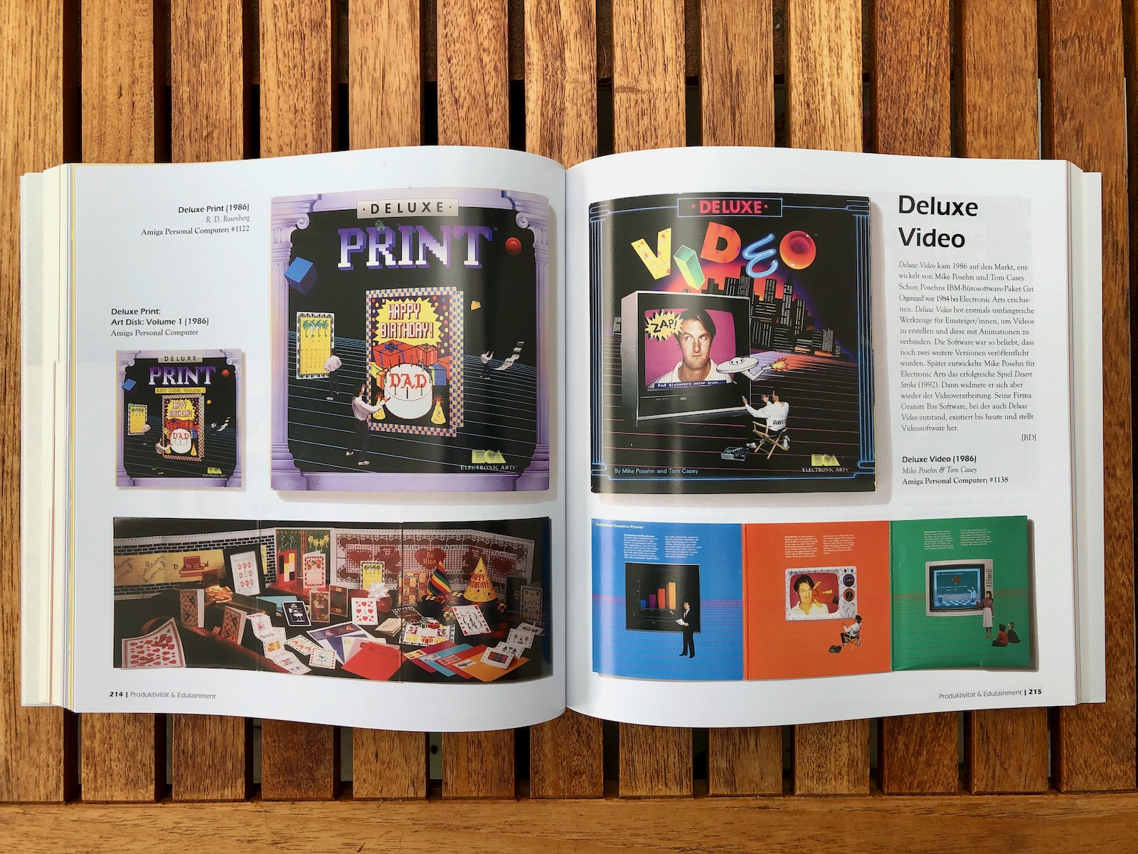 Doppelseite aus dem Katalog. (Bild: André Eymann)