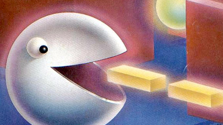 Pac-Man auf dem Cover des amerikanischen Magazins Video Games. (Bild: Pumpkin Press, Inc.)