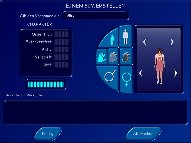 Erstellen eines Sims. (Bild: Sarah Bee)