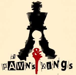 "Das Logo von ""of pawns and kings"". (Bild: Ingo Stuckenbrock)"
