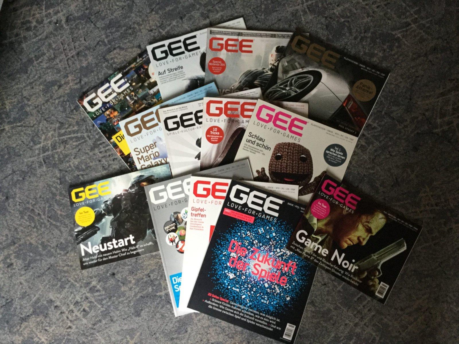 Die GEE hat mir gezeigt, dass Spiele auch Kultur sind. (Bild: Lennart Koch)