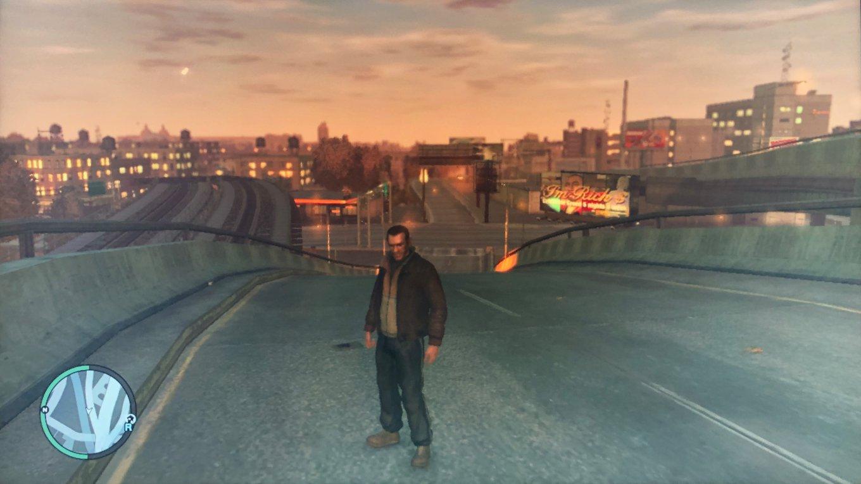 Sich wiederholende Missionen in GTA (Screenshot: André)