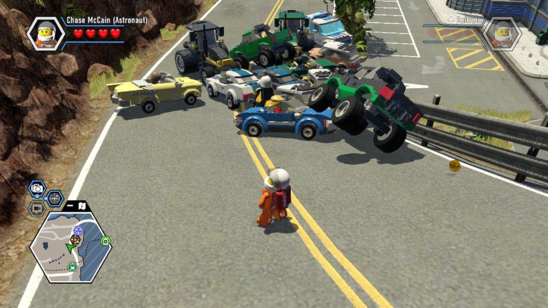 Anspielungen und geheime Orte in Lego City Undercover (Screenshot: Lenny)