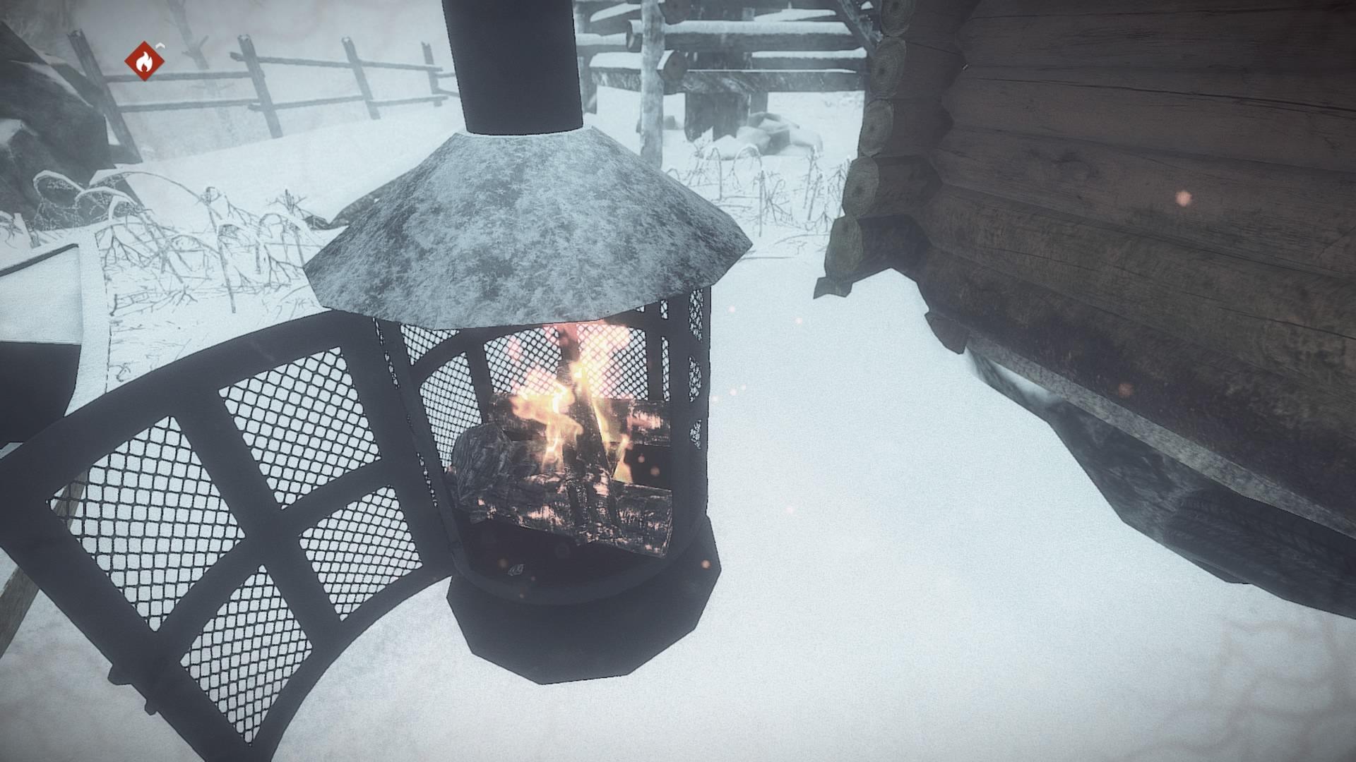 Immer schön warmhalten....
